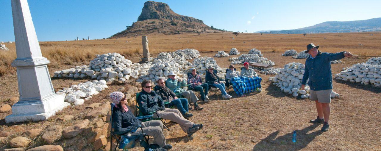 Battlefield tours - 1869 Anglo Zulu Battles
