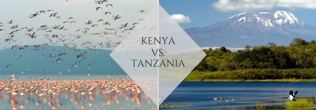 Kenya vs Tanzania: the low-down.