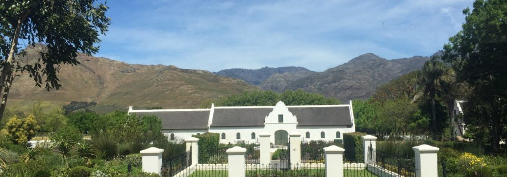 Franschhoek Charms & Delights