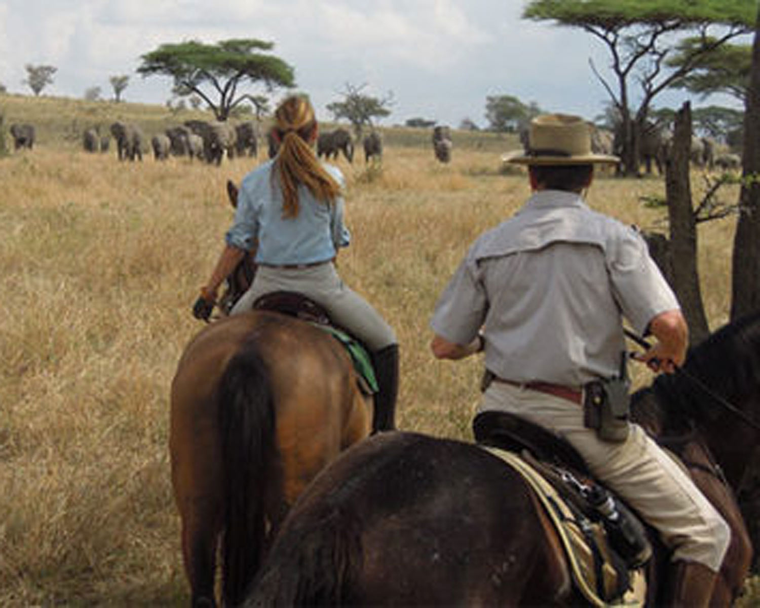 Trek across the Mara Conservancies