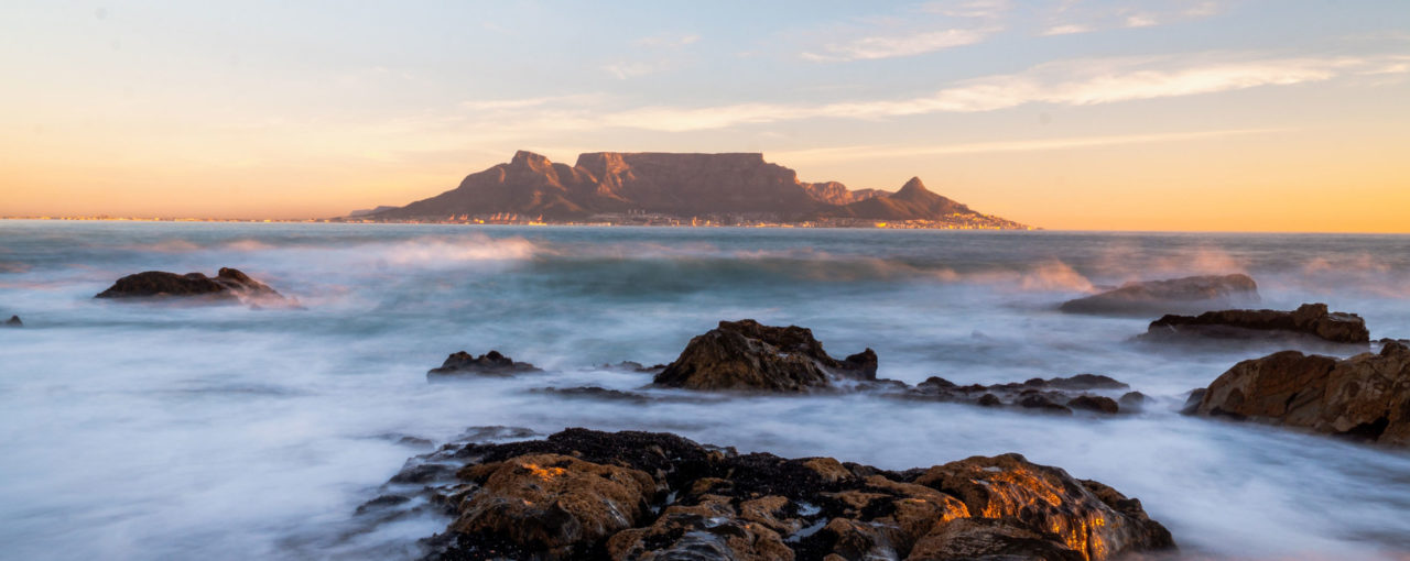 Seeing the best of Cape Town